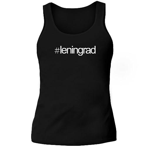 Idakoos Hashtag Leningrad – Città del Mondo – Canotta Donna