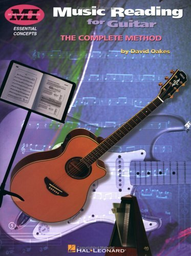 Music Reading for Guitar (The Complete (Complete Guitar Music)