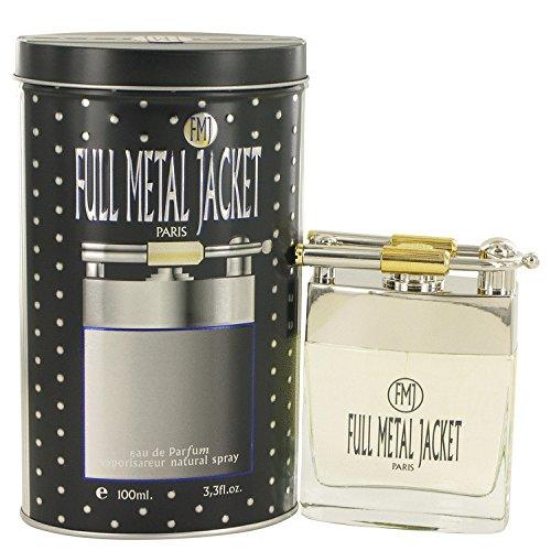 Parfums Full Metal - Full Metal Jacket Cologne 3.4 oz Eau De Parfum Spray By UNKNOWN FOR MEN
