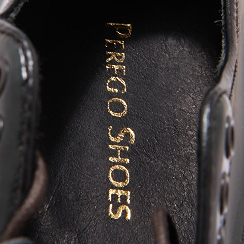 Man Classica Scarpa Perego Shoes Verde 6242r Uomo Scarpe Shoe Green qOwEx8FE