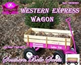 Western Express ''Southern Belle'' Kids Wagon