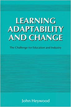 Book Learning Adaptability and Change: Challenge for Education and Industry
