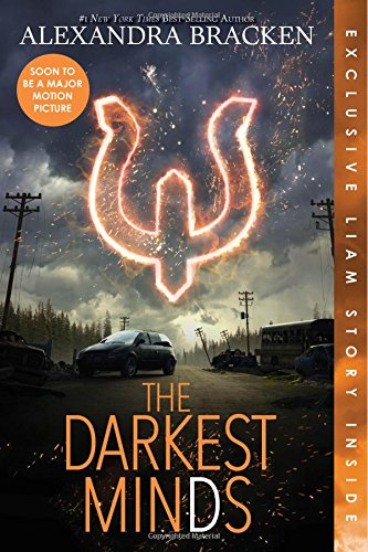 The Darkest Minds (Bonus Content) (A Darkest Minds Novel) cover