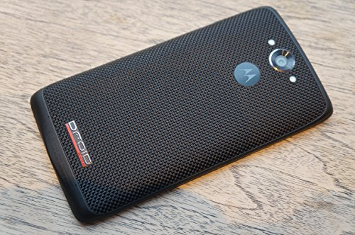 Factory Unlocked Motorola Droid Turbo Special Edition - Ballistic Nylon 64GB - Factory unlocked for worldwide GSM network