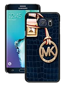 Popular M-ichael K-ors Samsung Galaxy S6 Edge Plus Case ,Beautiful And Durable Designed Fashion Style 118 Black Phone Case For Samsung Galaxy S6 Edge+ Cover Case High Quality Designed Phone Case
