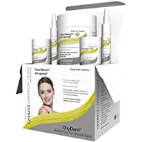 Cheryls Cosmeceuticals OxyDerm Anti Ageing Facial Bleach Set, 200g