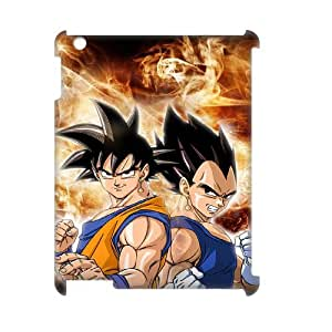 Classic Case Dragon Ball Z pattern design For IPad 2,3,4(3D) Phone Case