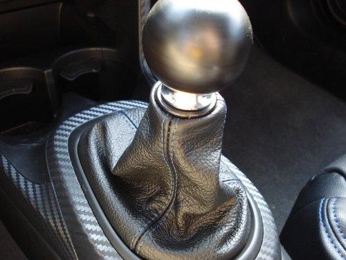 Amazon.com: RedlineGoods Honda CRZ 2011-15 bota/funda para palanca de cambios de: Automotive