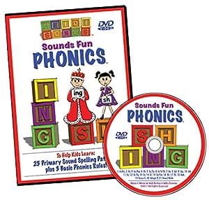 Sounds Fun Phonics DVD