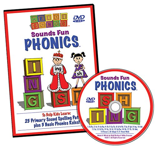 Sounds Fun Phonics DVD (Phonics Dvd Fun)
