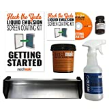 Hack the Yudu Screen Liquid Emulsion Kit Mini by merchmakr (replaces 25 Emulsion Sheets)