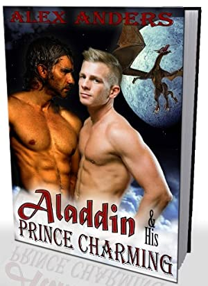book cover of Aladdin & His Prince Charming