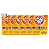 Arm & Hammer- Pure Baking Soda (454 G) (Pack of 6)