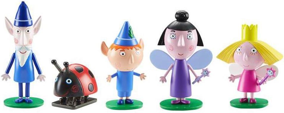 Ben and Holly - Figura de acción Ben y Holly (Character Options 5279) modelos surtidos