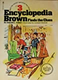Encyclopedia Brown Finds the Clue (Encyclopedia Brown (Paperback))