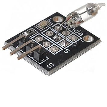 DS18B20 módulo de Sensor de temperatura 1-Wire Termómetro Digital para DIY electrónico de ladrillos