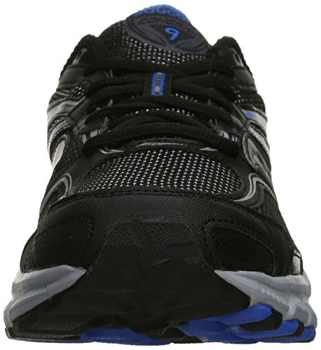 Saucony Men's Cohesion Tr9 Men's Footwear, Black Silver, 9.5 UK
