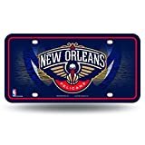 NBA Metal Tag License Plate