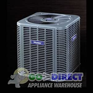 Haier America - 2.5 Ton / 13 SEER Split Central AC With Heat Pump R-410A Model HR30D2VAE