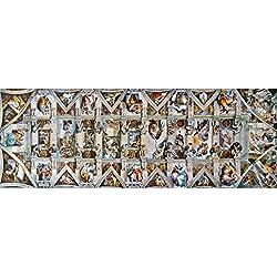 Michelangelo Sistine Chapel Ceiling Fine Art Poster 18x12