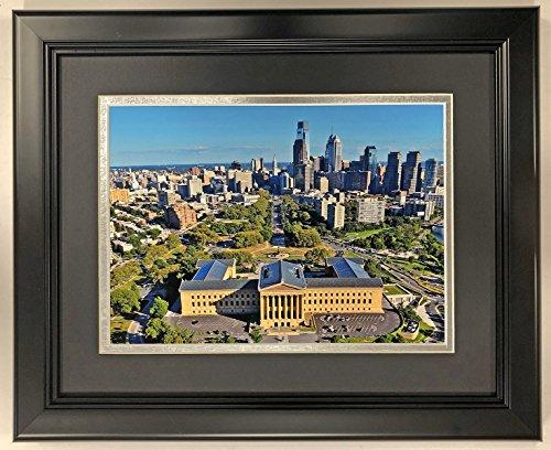 US City Skylines - Framed 12