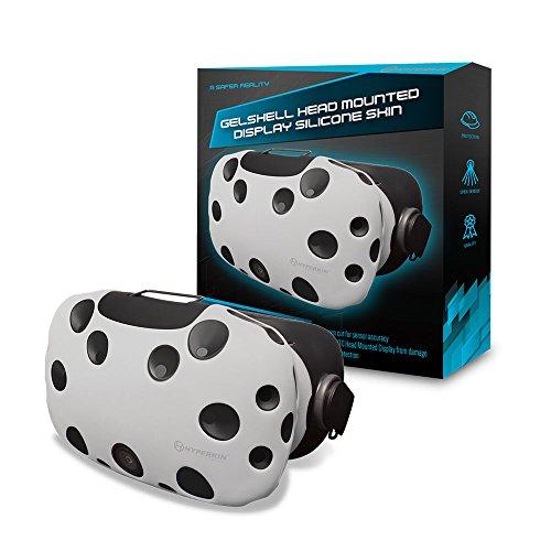 (Hyperkin GelShell Headset Silicone Skin for HTC Vive (White))