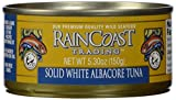Raincoast Trading Company, Solid White albacore Tuna, 5.3 oz