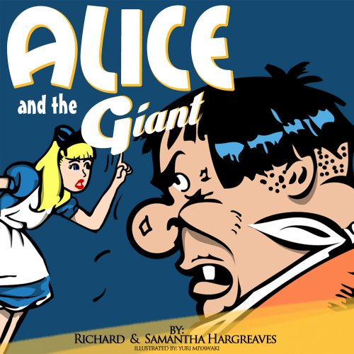 Printable Coloring Pages For Boys - Alice and the Giant - Coloring