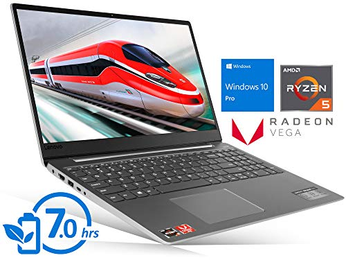 Lenovo IdeaPad 330s Laptop, 15.6″ HD Display, AMD Ryzen 5 2500U Upto 3.6GHz, 8GB RAM, 128GB NVMe SSD + 1TB HDD, Vega 8, HDMI, Card Reader, Wi-Fi, Bluetooth, Windows 10 Pro