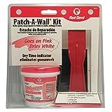 Red Devil 0579 Lighten Up .5 Pint Patch-A-Wall Repair Kit