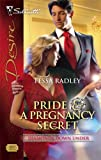 img - for Pride & A Pregnancy Secret (Silhouette Desire) book / textbook / text book