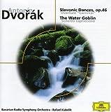 Dvorak: Slavonic Dances Op. 46 / Carnival Overture