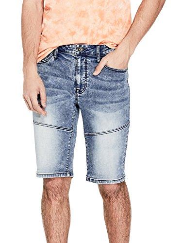 Guess Jean Shorts (G by GUESS Men's Bertram Denim Shorts)