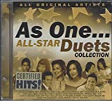 AS ONE --- ALL-STAR DUETS COLLECTION CD