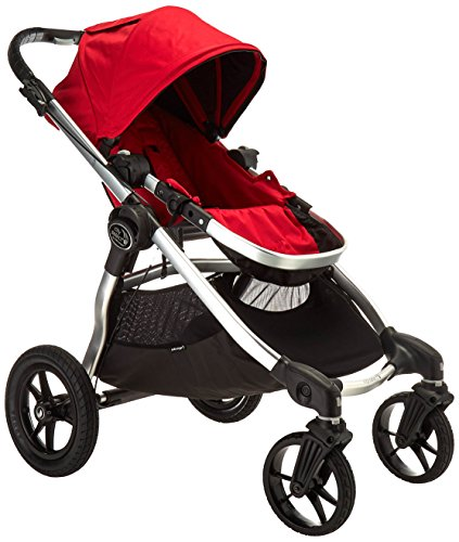 Baby Jogger City Select Single - Ruby