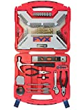 FYX All-in-one Household Drill and Drive Set With Hand Tools (102 pcs)
