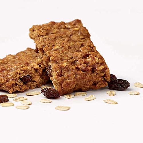 Corazonas Expect More HeartBar Oatmeal Raisin Squares 72 count by Evaxo (Image #2)