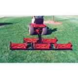Pro Mow 5 Gang Reel Finish Cut Mowing System - 6ft. 10in. Cutting Width, Model# PO501