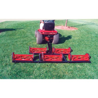 (Pro Mow 5 Gang Reel Finish Cut Mowing System - 6ft. 10in. Cutting Width, Model# PO501)