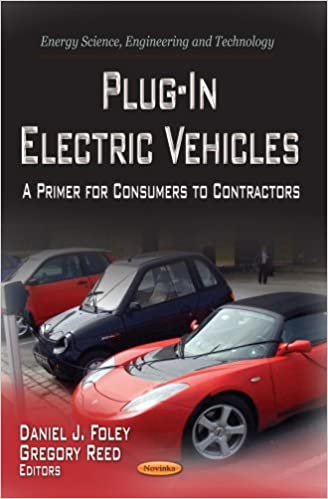 PLUG IN ELECTRIC VEHICLES (Energy Science, Engineering and Technology)