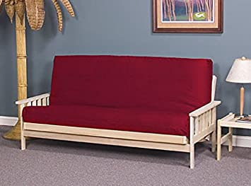 Full Size Savannah Futon Sofa Bed - Frame Only