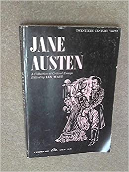 the works of jane austen critics views and interpretation For austen, interpretation is the key to western and christian world-view austen may be a feminist and a michael giffin, jane austen and.