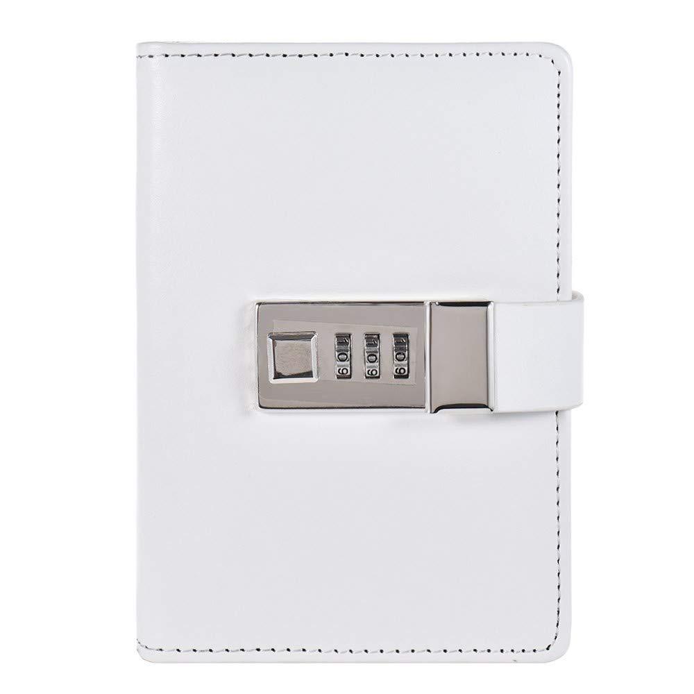 YWHY YWHY YWHY Notizbuch A7 Pocket Notebooks Journals Planer Agenda Tagebuch Mit Passwortsperre Bürobedarf, B B07NQFCNZ3 | Smart  | Outlet Online  | Wirtschaftlich und praktisch  639b66