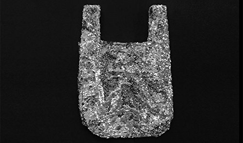 Zarapack Silver Donna Borsa Tote Large 4w41CO