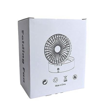 Amazon.com: OrchidAmor Mini Handheld Fan Personal Portable Desk Stroller Table Fan Cooling Electric Fan 2019: Kitchen & Dining