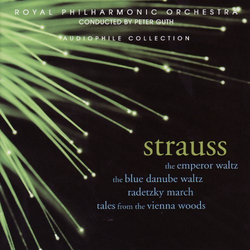 Strauss: The Emperor Waltz, The Blue Danube Waltz, Radetzky March, et. al