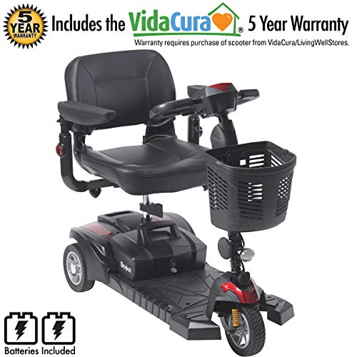 Drive Scout DST 3-Wheel Scooter Including 5 Year Extended Wa