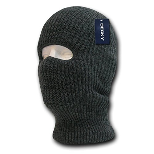 DECKY Face Mask 1 Hole Beanie