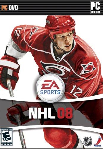 NHL 08 - PC (Games Hockey Pc)