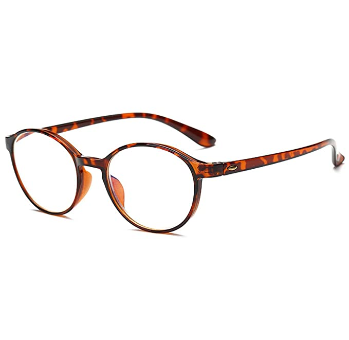 VEVESMUNDO® Lesebrillen Damen Herren Augenoptik Flexibel Brille Lesehilfe Sehhilfe Arbeitsplatzbrille Klassische Vollrandbrille Schwarz Rot Braun (1 Stück Schwarz, 1.0)